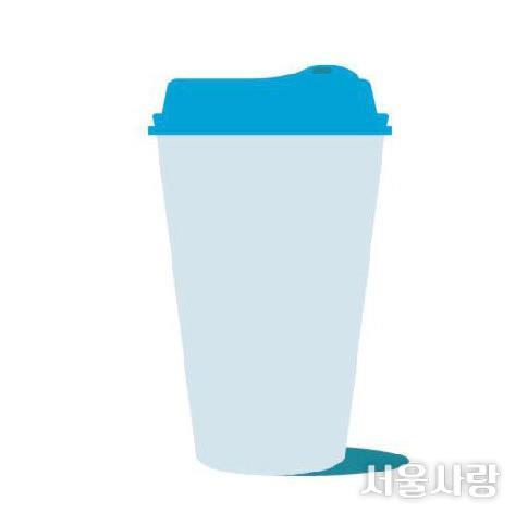 일회용 컵